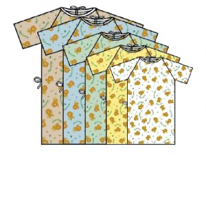 5 Color Gowns - Copy