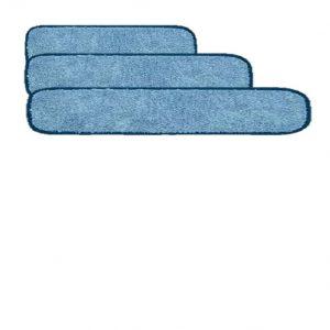 Wet mop pads